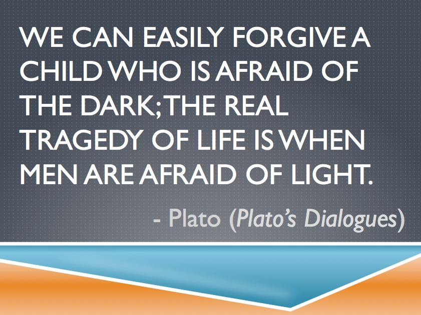Plato Quote | We can easily Forgive