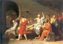 The Death of Socrates | Picture